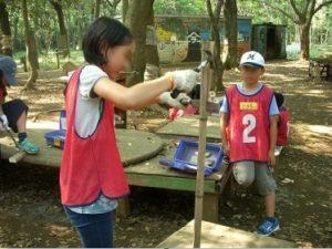 子どもたちの森公園