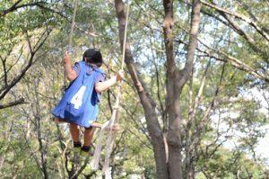 秋の遠足「子どもたちの森公園」