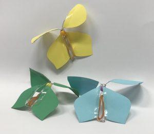 パタパタ蝶