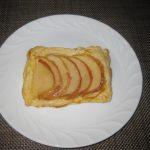 なかよしクッキング11月 りんごパイ