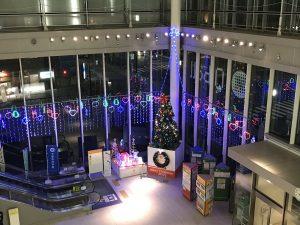 アトリウムクリスマスツリー01