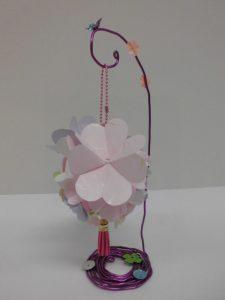なかよし工房Aクラス お花のポンポン 画像