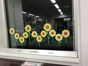 2021.07窓辺シリーズ ひまわり 画像