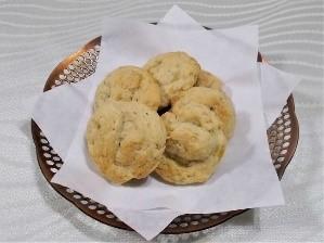 バナナクッキー画像